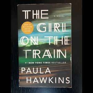 2/$10 Paperback Book - The Girl On the Train Book